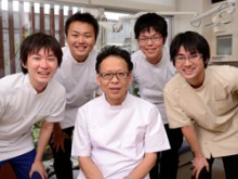 西田歯科の先生